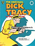 THE ORIGINAL DICK TRACY Fights the Mumbles Quartette