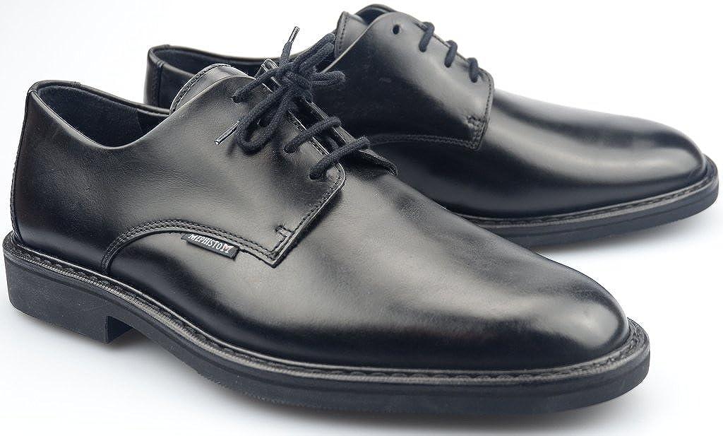 Mephisto MILVIO Goodyear schwarz Leather Goodyear MILVIO Welt 55e123