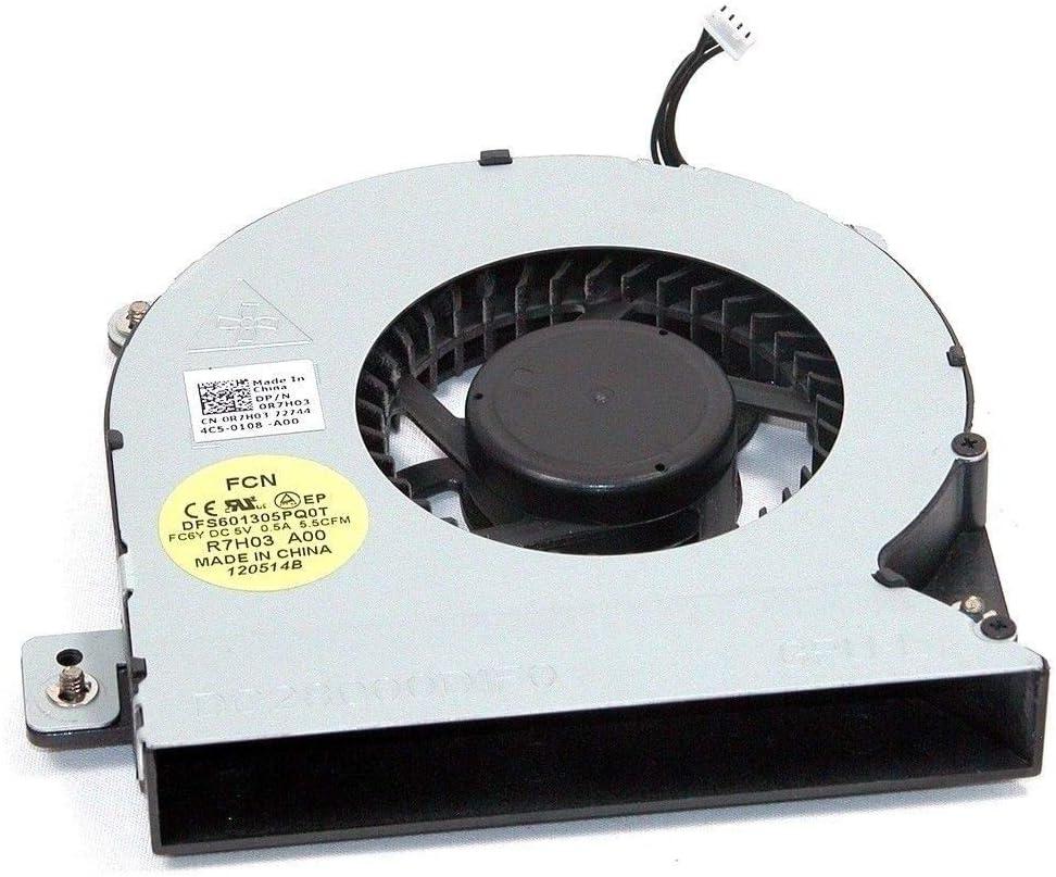 GPU-L R7H03 ITSL for Alienware 18 R1 Left Side Graphics Card Cooling Fan