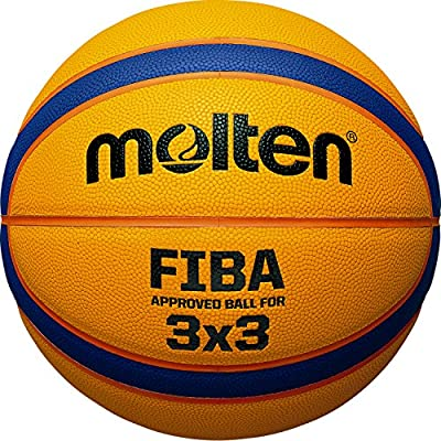 MOLTEN Adultos b33t5000 Baloncesto, Amarillo, 6: Amazon.es ...
