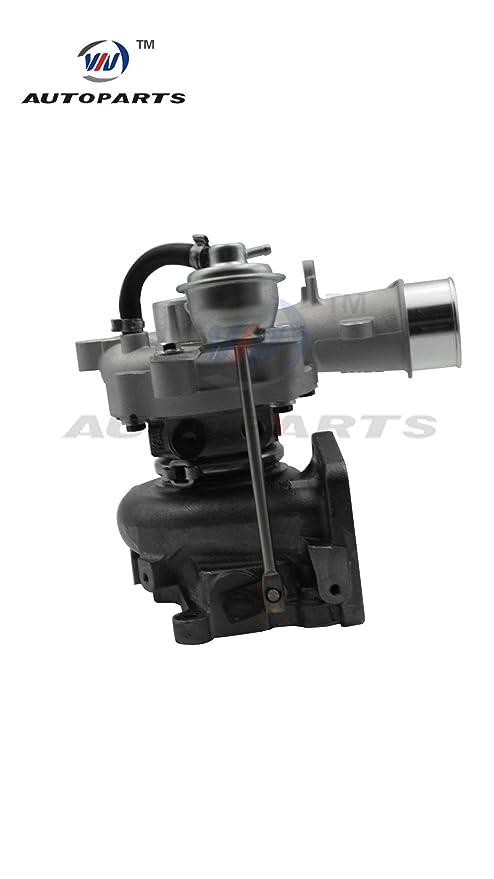 Turbocharger K0422-882 para Mazda varía 2,3 L DISI Engine