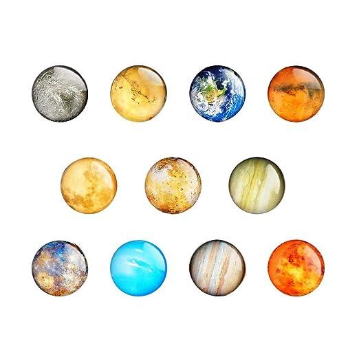FOONEE Imanes para Nevera planetarios creativos imanes de Nevera ...