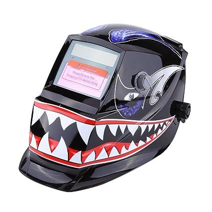 Casco de soldadura, Pro Solar Oscurecimiento automático Soldadura Casco Soldadores Máscara Arc Tig Mig Soldadura