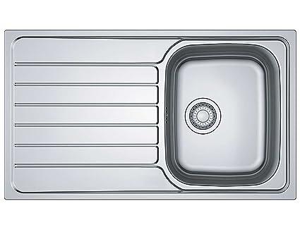Franke Spark SKX 611 lavello acciaio inox liscio Lavello Cucina ...