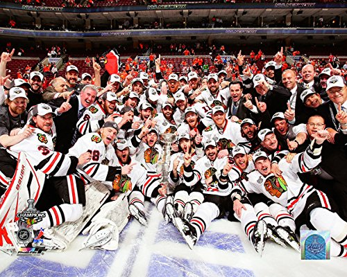 """Chicago Blackhawks 2010 Stanley Cup Photo (Size 8"""" X 10"""")"""