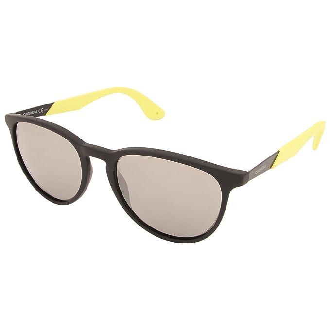 Amazon.com: Carrera ca5019s Oval anteojos de sol, negro, 54 ...
