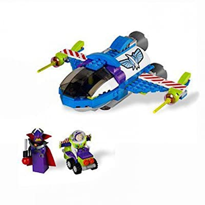LEGO Toy Story Buzz's Star Command Ship (7593): Toys & Games
