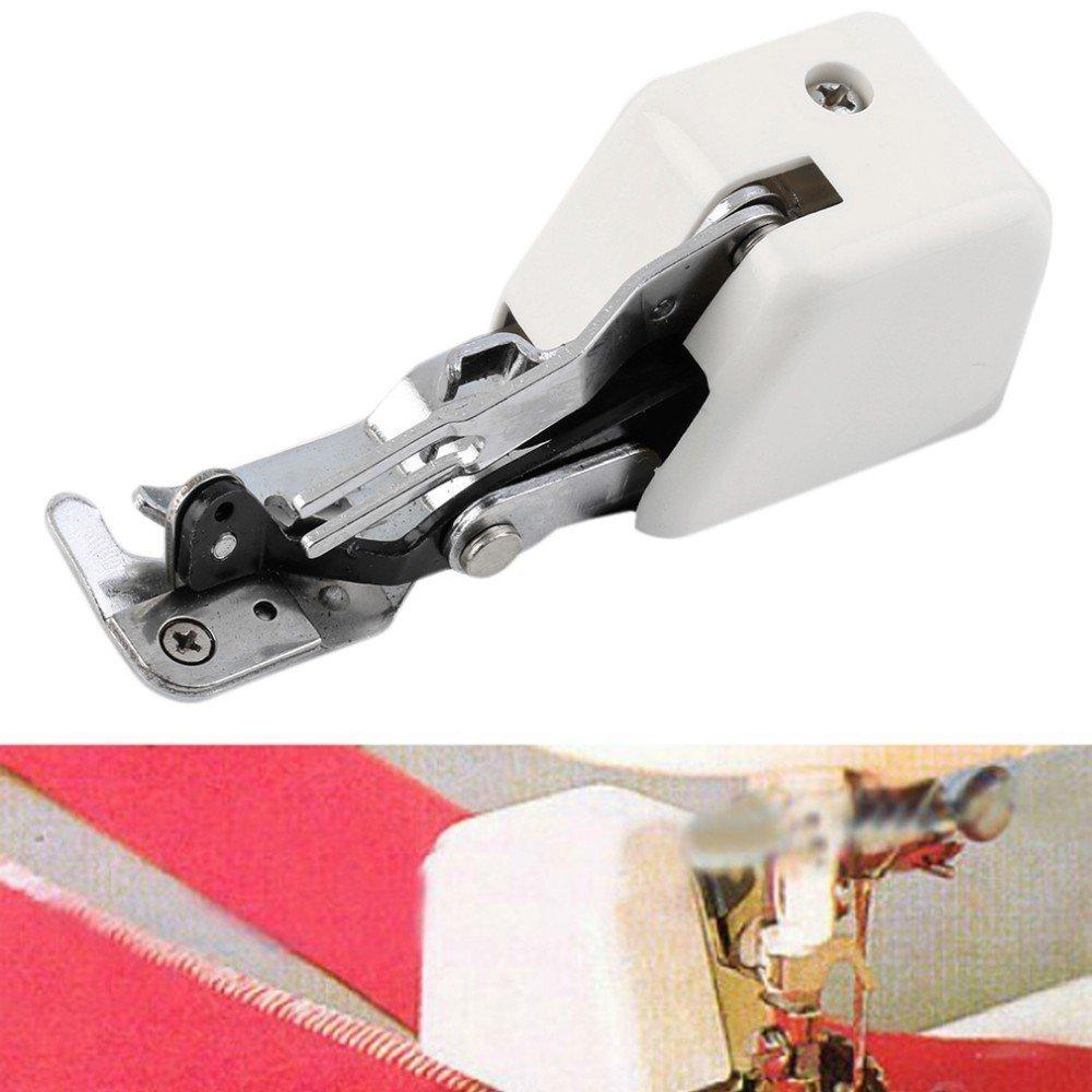 owikar lado cortador accesorio para máquina de coser prensatelas para bajo filo Máquinas de Coser Riccar cantante blanco rct-10l: Amazon.es: Juguetes y ...