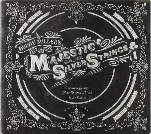Majestic Silver Strings by Buddy Miller (2011-03-01)