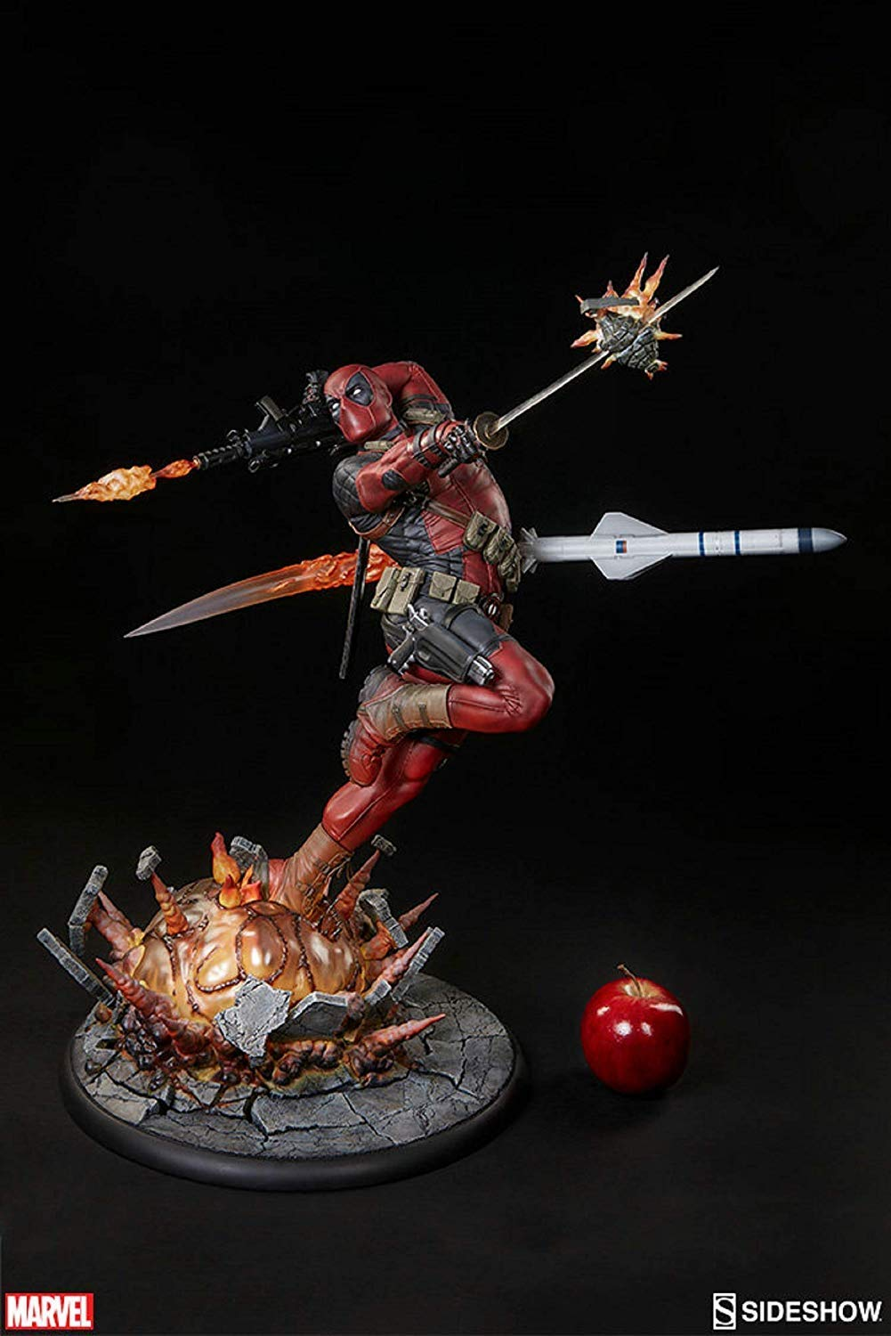 Sideshow 300511 - Marvel - Deadpool