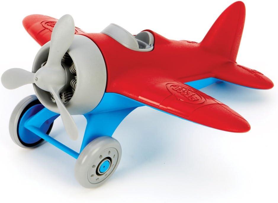 Green Toys 66155 Toy Plane