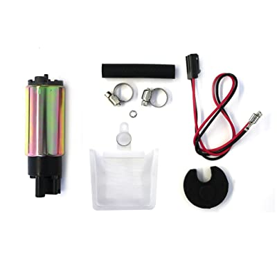CUSTOM Brand New Electric Intank Fuel Pump With Installation Kit For Nissan E8229: Automotive