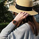 Wooden Watch, Wood Watches for Men Women Minimalist