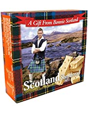 Scotland's Famous Scottish Shortbread Handmade Gift Boxed
