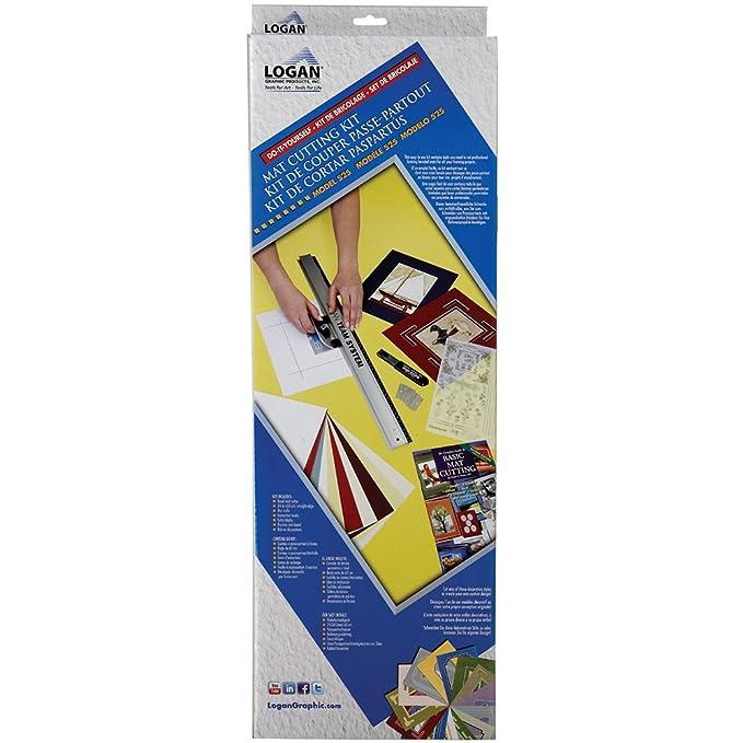 Amazon Logan Log525 Logan Graphic Products Mat Cutting Kit