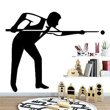 tzxdbh - Adhesivo Decorativo para Mesa de Billar, decoración para ...