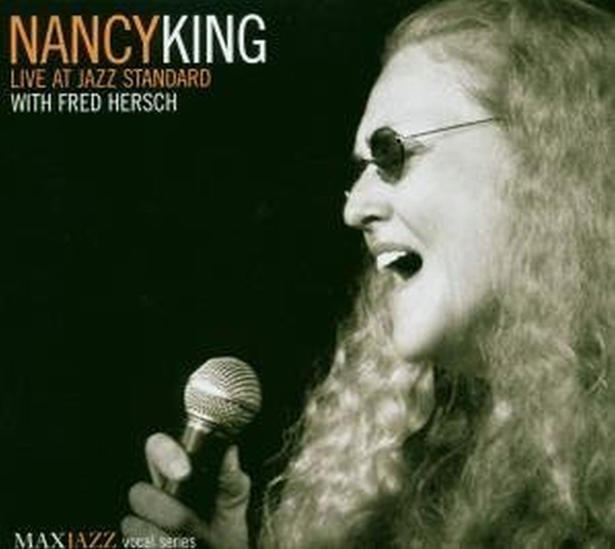 Nancy King Fred Hersh Live At Jazz Standard Amazon Com Music