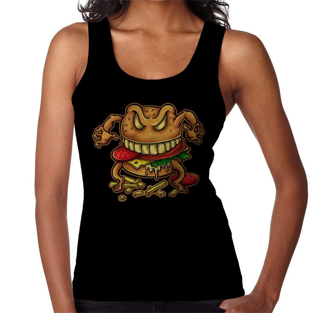 Curse of The Burger Womens Vest
