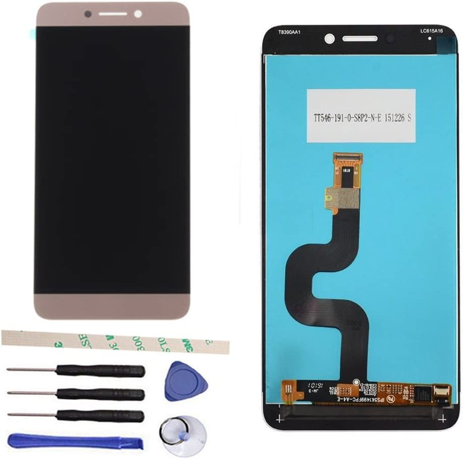 Draxlgon General Completa Reparación y reemplazo LCD Display Pantalla táctil digitalizador Asamblea para Letv LeEco Le 2 Le2 Pro X620 X 625 X520 X 526 X527 X 521 X525 (Rose or): Amazon.es: Electrónica