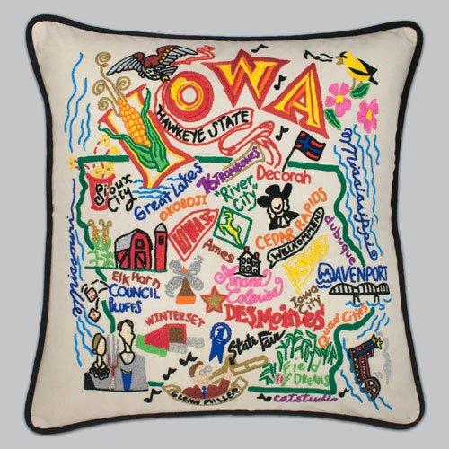 Iowa Pillow (Iowa Pillow)
