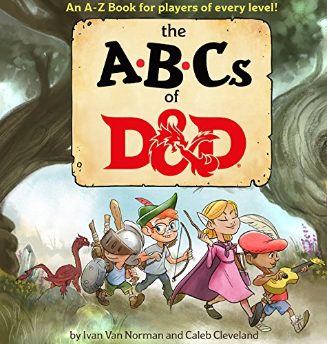 ABCs of D&D (Dungeons & Dragons Children's Book) ()