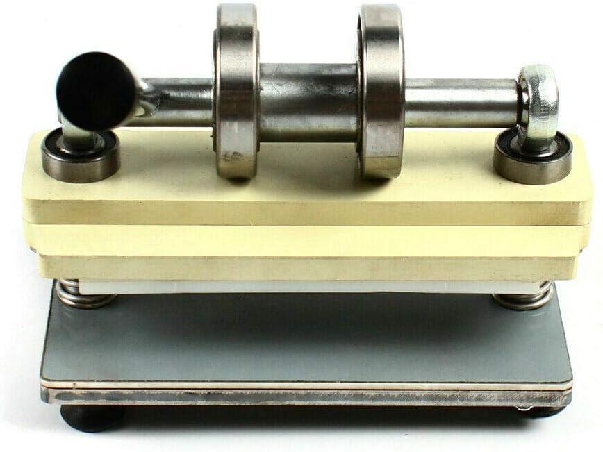 PVC Manuel Die Machine De Découpe Cuir Punch presse gaufrage Cutter UK Stock