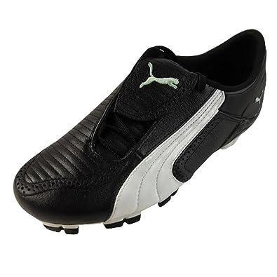 dbffcf7cd111 Boys Kids Puma V-Konstrukt III GCi FG Leather Football Boots Junior Size UK  3.5