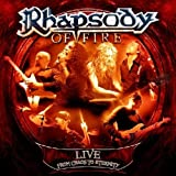 Live - From Chaos To Eternity by Rhapsody Of Fire (2013-08-03)
