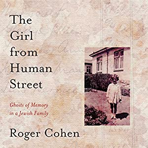 The Girl from Human Street Audiobook