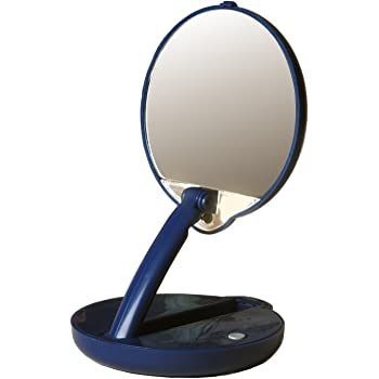 Amazon Com Floxite Mirrormateadjustcompact 15xmag Blue