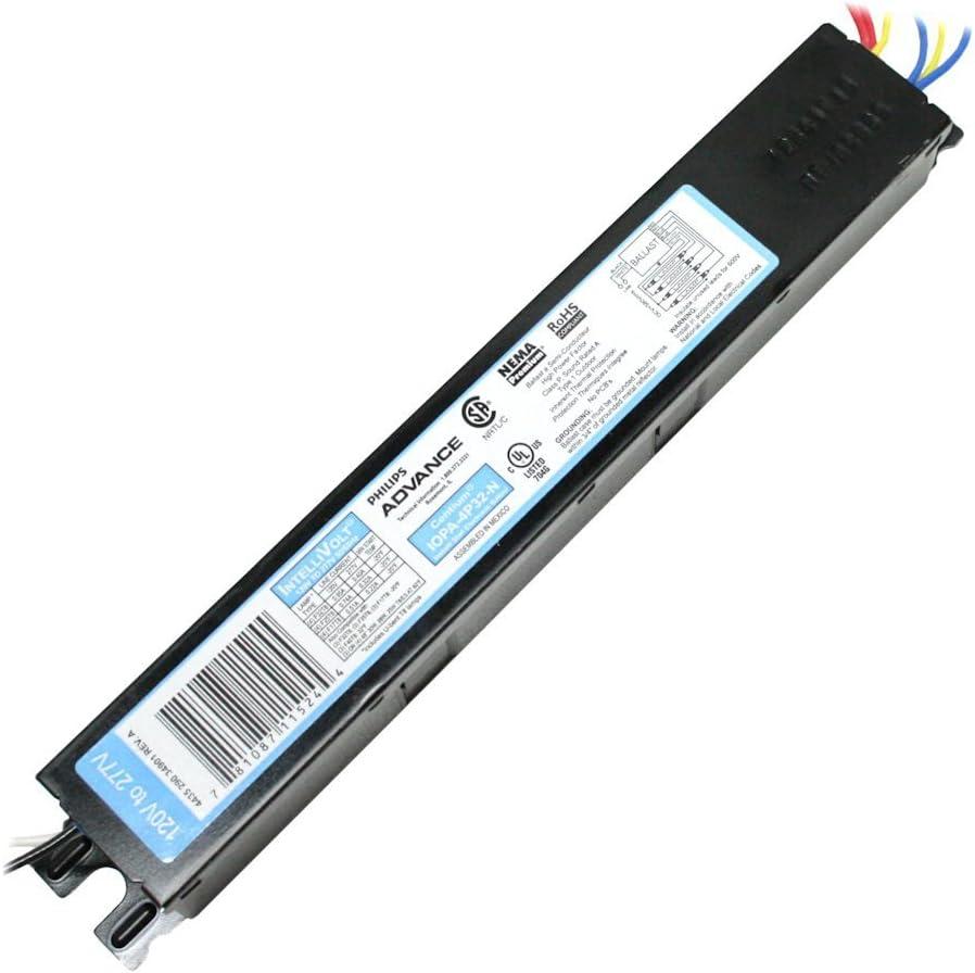 Advance ICN-4P32-SC Ballasts Electronic Fluorescent Ballast Lamp NEW 32W T8