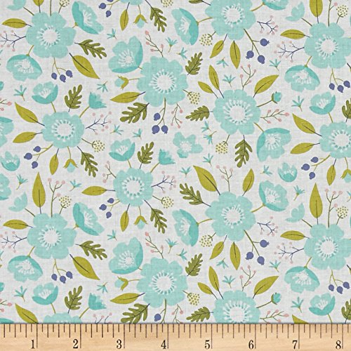 meadow-wildflowers-mint-fabric-by-the-yard