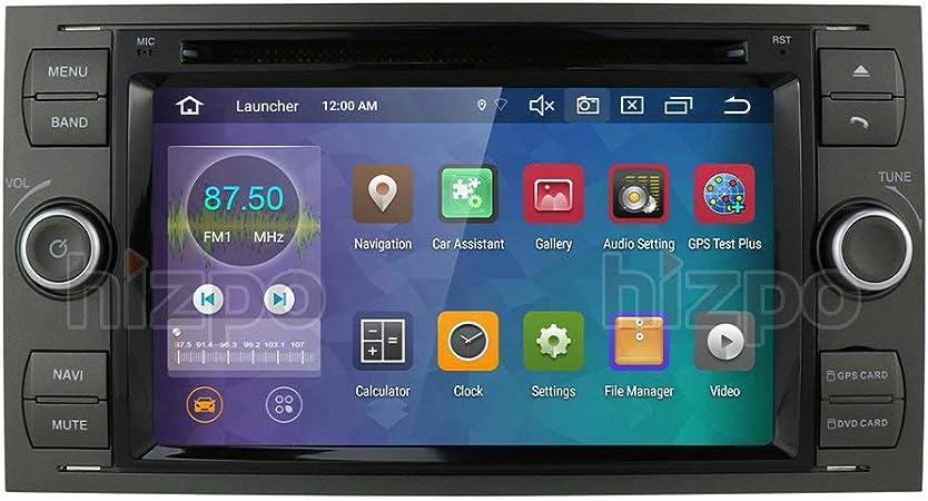 Hizpo Android 10 Autoradio Doppel Din Stereo Headunit Elektronik