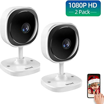 360° Panoramic 1080P Wifi Security IP Camera Fisheye 2MP Two Way Audio Camcorder