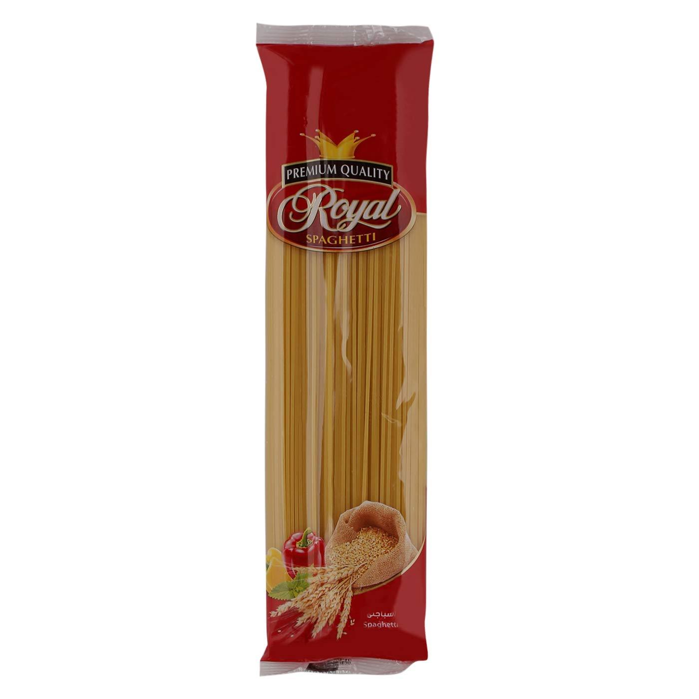 Royal Premium Quality Spaghetti, 400 gm