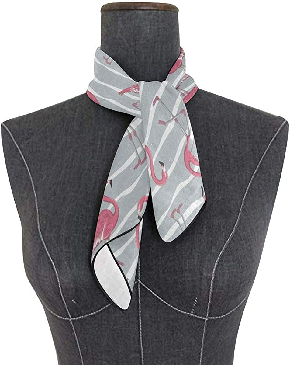 Scarf Pont Des Arts Bridge Womens Square Silk Scarves Shawl Wrap for Lady Girls