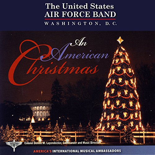 an american christmas there 39 s a song in the air by the united states air force singing. Black Bedroom Furniture Sets. Home Design Ideas
