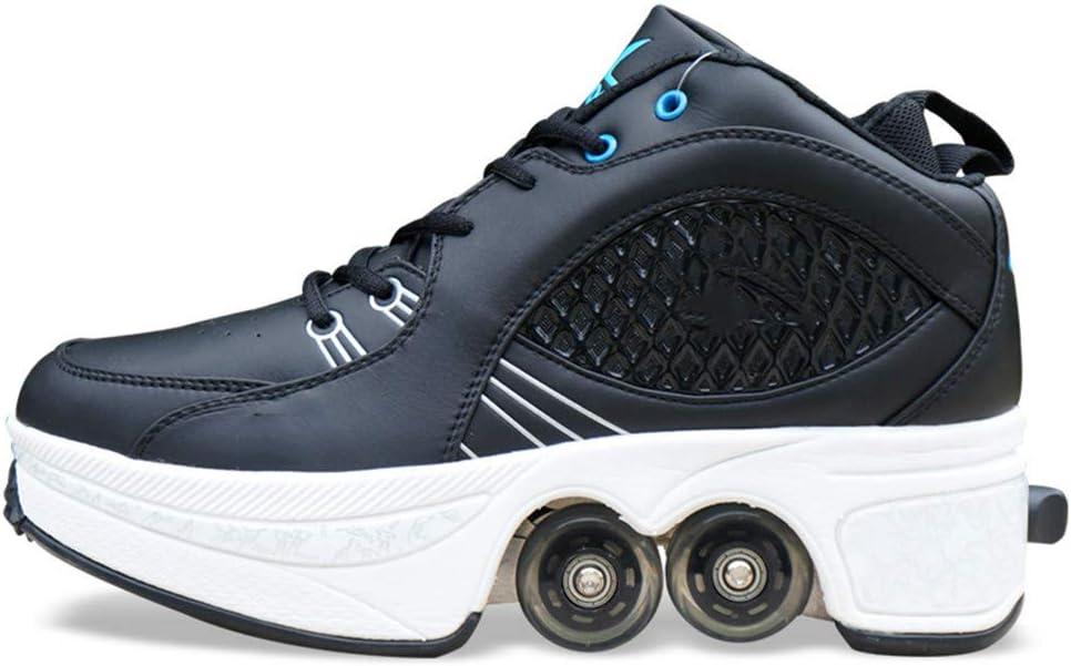 QINAIDI Shoes Roller, Roller Sneakers