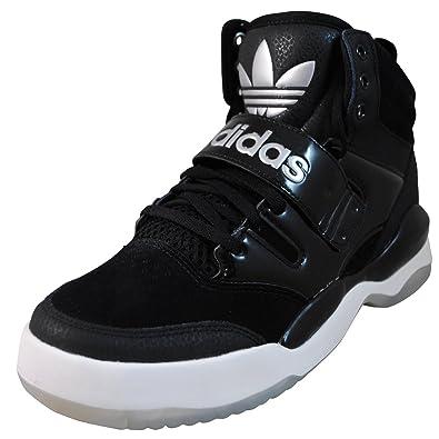 best website ff8f4 78da6 Adidas Hackmore Shoes Black Q32935 (size 8) Amazon.co.uk Sho