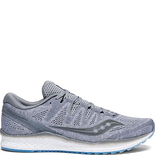 purchase cheap d24cf fcf26 Saucony Men s Freedom ISO 2, Grey, ...