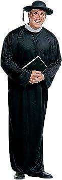 Disfraz de cura para disfraz de cura párroco de iglesia disfraces ...