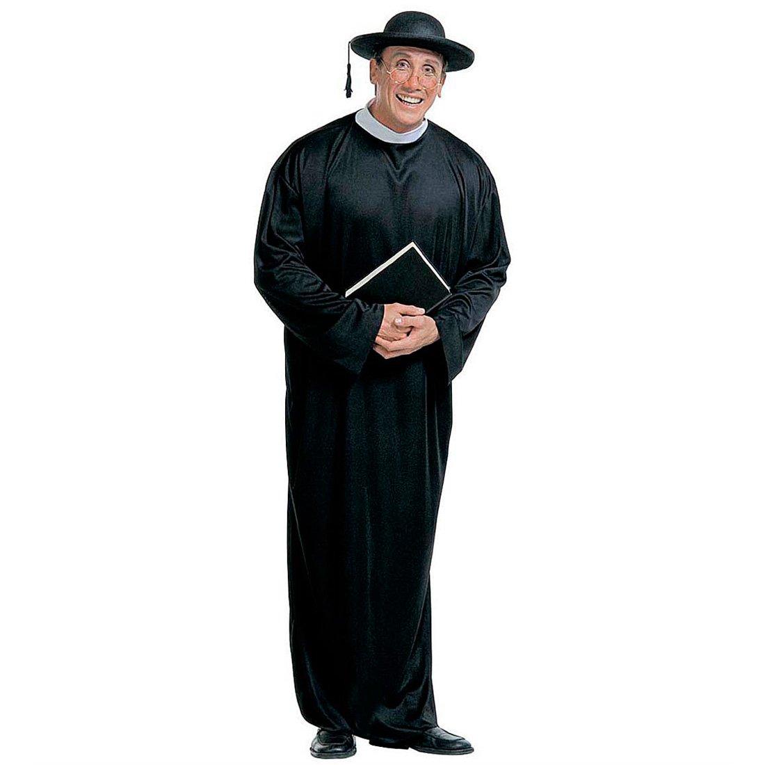 Disfraz de cura para disfraz de cura párroco de iglesia ...