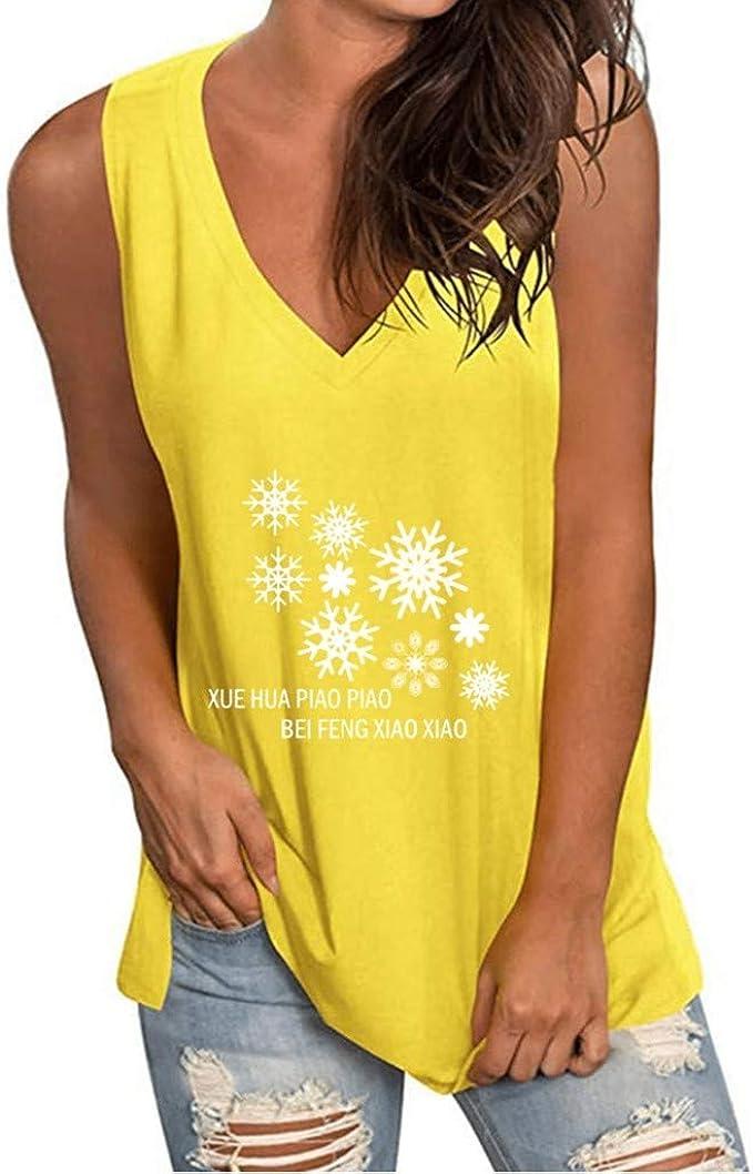 Damen Sommer Freizeit T-shirt Shirt Hemd Top Neckholder Hemdbluse Tank Top Tee