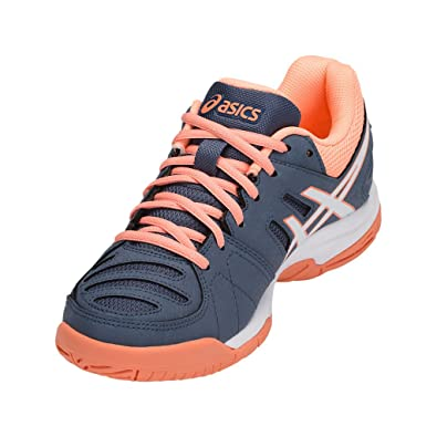 Amazon.com | ASICS Kids C505Y-5601 Gel-Padel PRO 3 GS Tennis Shoe | Running
