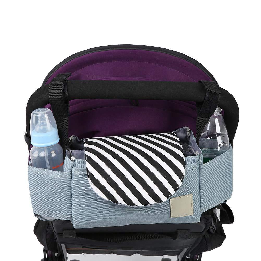Strip Bolsa De Almacenamiento Para La Madre Bolsa De Almacenamiento Plegable Multifuncional Organizador De Carritos /Útil Para Mam/á Beb/é