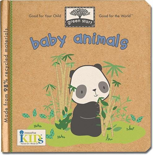 [BABY ANIMALS (Green Start)] (Animals That Starts With Letter E)