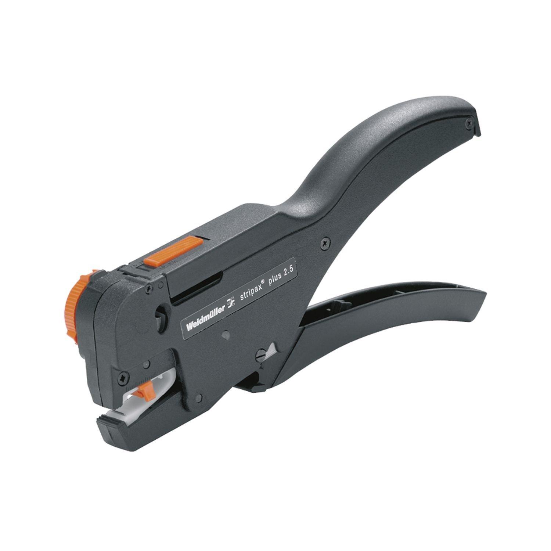 Weidmüller STRIPAX PLUS 2.5 Herramienta combinada Negro, Naranja - Accesorio para cables (250,91 g): Amazon.es: Industria, empresas y ciencia