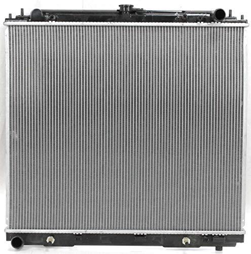2005 nissan frontier radiator - 6