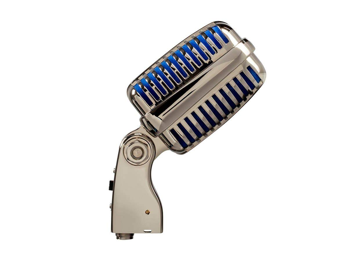 Monoprice Memphis Blue Classic Dynamic Microphone