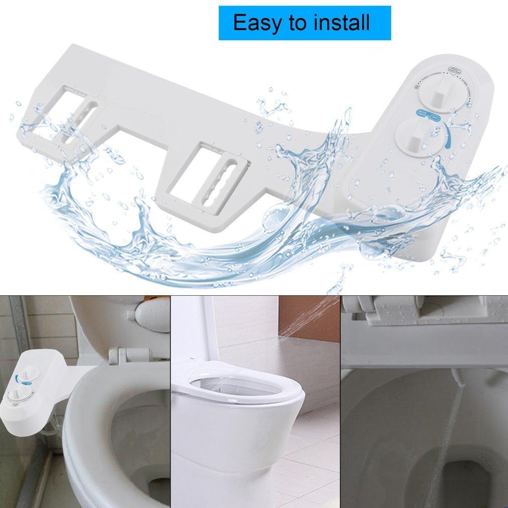 deluy ducha de inodoro sin electricidad bid/é con agua caliente suave y natural inodoro de higiene con agua Platinum Series